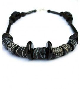 Adzo Bold African Ghana - Necklace