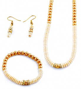 Adzo ombre gold set
