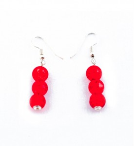 Adzo orbit earrings